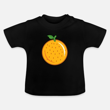 Orange Orange julklapp - T-shirt baby