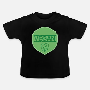 Health Vegan Health Protection des animaux - T-shirt Bébé