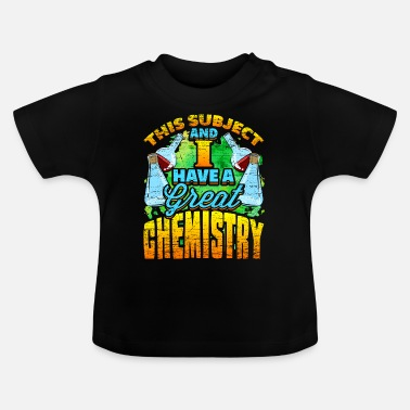 Nasa Science chimie chimiste - T-shirt Bébé