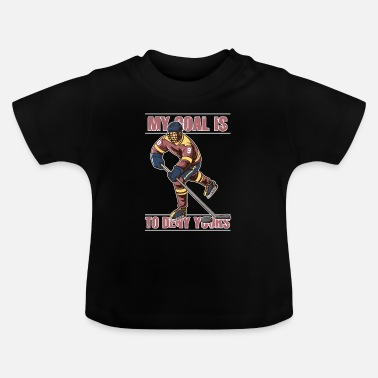 Hockey hockey - Baby T-shirt