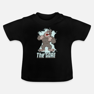 Gore Muscle Gorilla The Gore - Baby T-Shirt