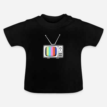 Tv Tv gave tv tv - Baby T-shirt