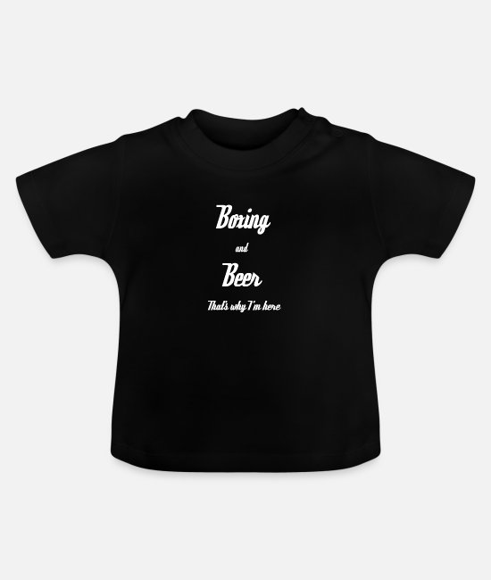 Fighter Baby T-Shirts - boxer - Baby T-Shirt black