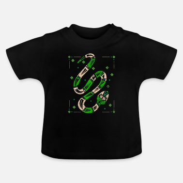 Mythology Snake mythology - Baby T-Shirt