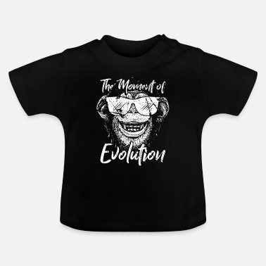 Evolution of man - Baby T-Shirt