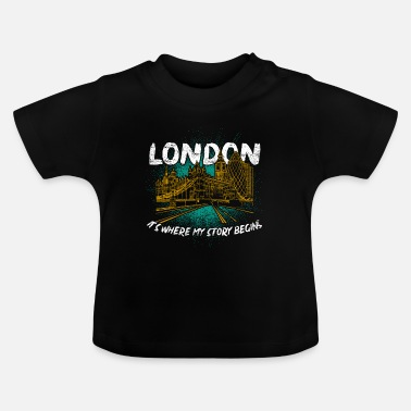 Königreich London - Baby T-Shirt