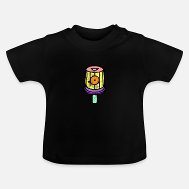 Art Graffiti street art sprayer - Baby T-Shirt