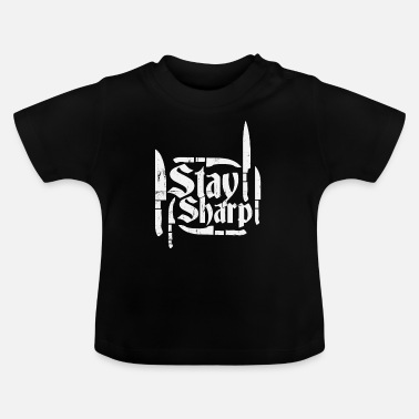 Sharp Sharp - Baby T-Shirt