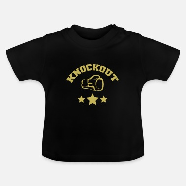Boxing Gloves boxing - Baby T-Shirt