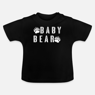 Bear Baby Bear - for parent-baby - Baby T-Shirt