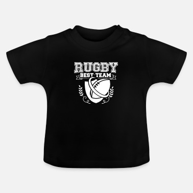 Rugby Rugby rugby rugby - Baby T-Shirt