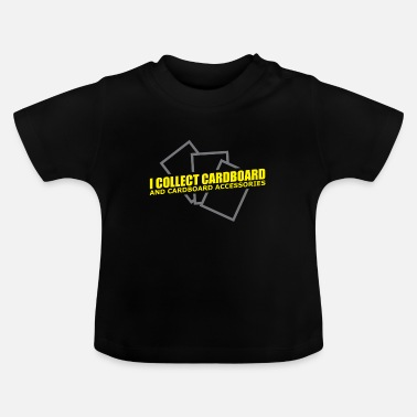 Magic Trading Card Game - Funny Trading Cards - Baby T-Shirt