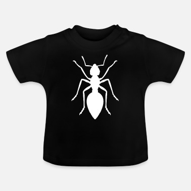 Ant Ant - design with ants - Baby T-Shirt