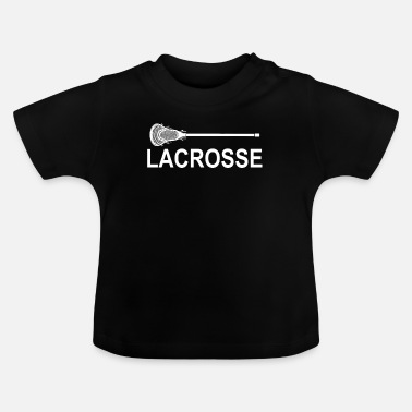 Lacrosse Player Lacrosse player - Baby T-Shirt