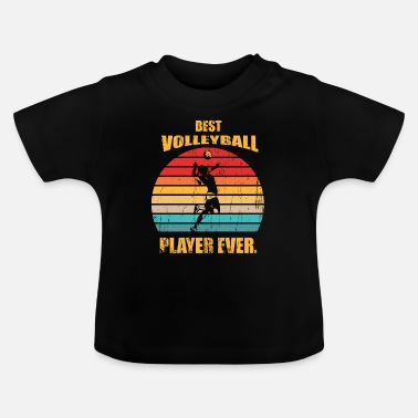 Balsport Volleybal balsporten - Baby T-shirt