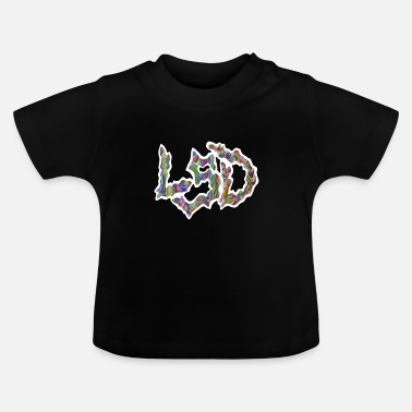 Albert Hofmann LSD Acid Bicycle Day Albert Hofmann psychedelic - Baby T-Shirt