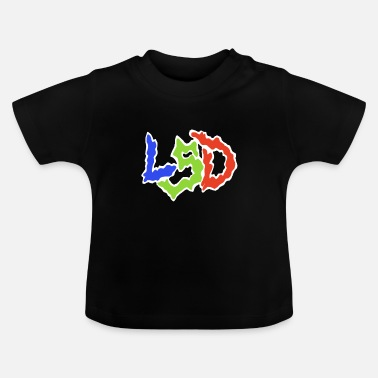 Albert Hofmann LSD Acid Bicycle Day Albert Hofmann - Baby T-Shirt