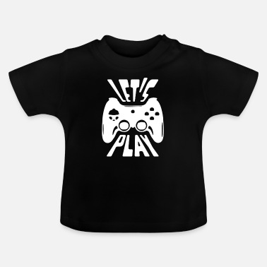 Console Consoles player - Baby T-Shirt
