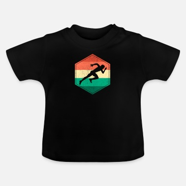 Sprinting Sprint - Baby T-Shirt