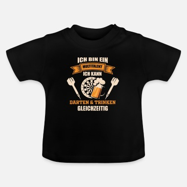 Rounders Dart darts all-rounder - Baby T-Shirt