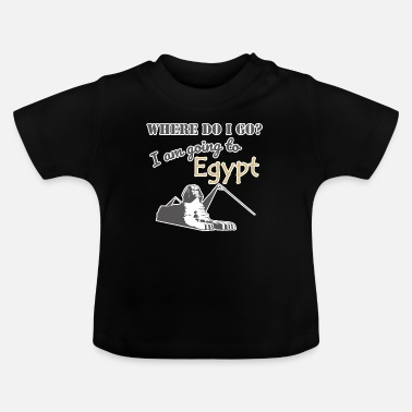 Old Egypt Trip to Egypt - Baby T-Shirt