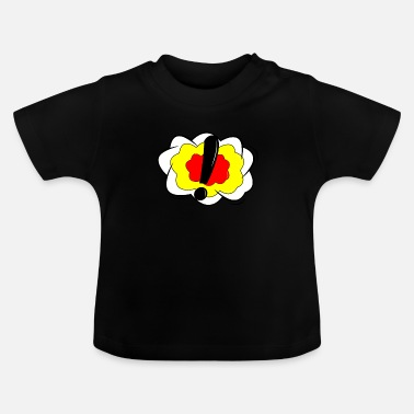 Strip Comic Strip Strip Cartoon Strip! !! !!! - T-shirt baby