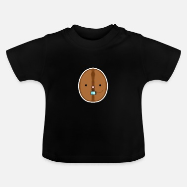 Coffee Bean Coffee coffee bean - Baby T-Shirt