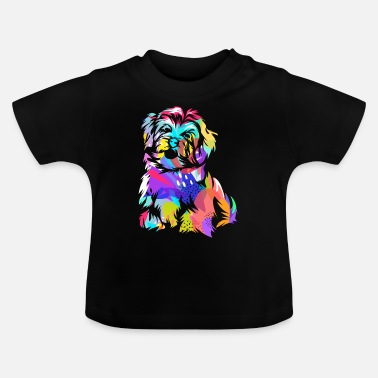 Protection Of The Environment havanese dog - Baby T-Shirt