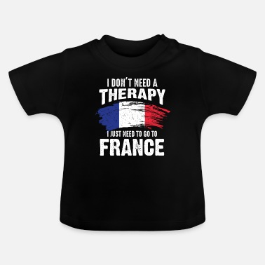 Home Country France home country - Baby T-Shirt