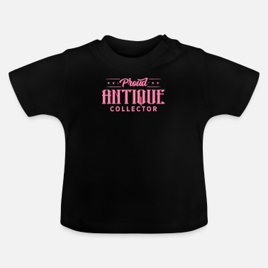 Antique antique - T-shirt Bébé