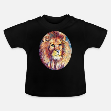 lion's head - Baby T-Shirt