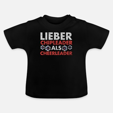 Chipleader Chipleader Cheerleader - Baby T-Shirt