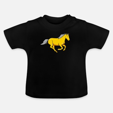 Galop Heste galop - Baby T-shirt