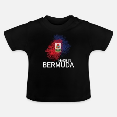 Mothers Day Bermuda - Baby T-Shirt