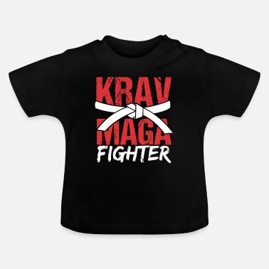 Israel Krav Maga Fighter - T-shirt baby