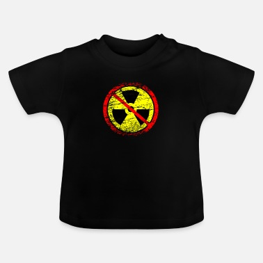 Castor Transport Anti nuclear power nuclear power plants nuclear waste nuclear energy - Baby T-Shirt