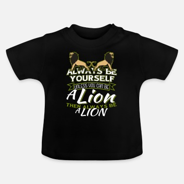 Courage lion - Baby T-Shirt