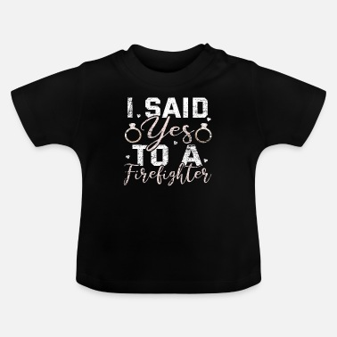 Engagement engagement - Baby T-shirt