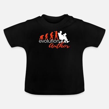 Author Author Evolution Designers Edition - Baby T-Shirt