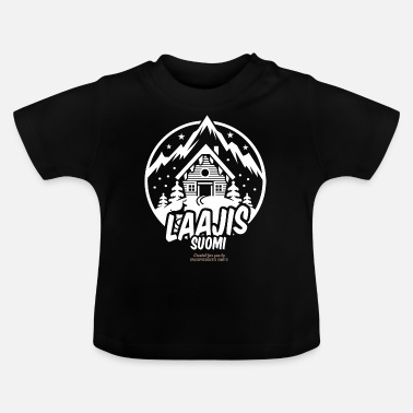 Ski Resort laajis suomi ski resort - Baby T-Shirt