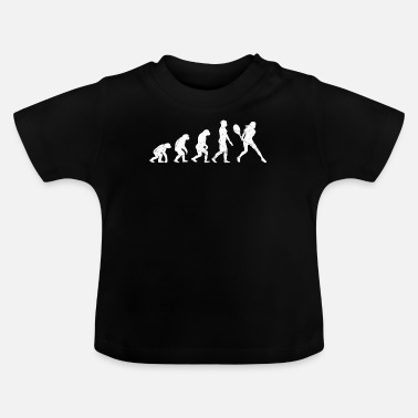 Sport Tennis Evolution Sport - T-shirt Bébé