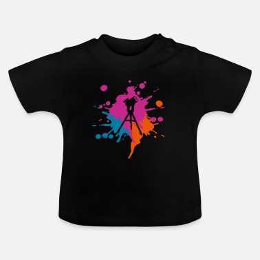 Gastronomy Gastronomy Colored blob - Baby T-Shirt