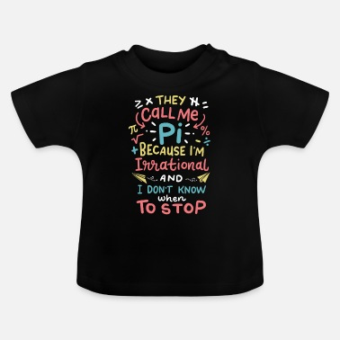 Maths Pi Day - Baby T-Shirt