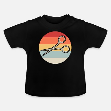 Salon Barber hair salon - Baby T-Shirt