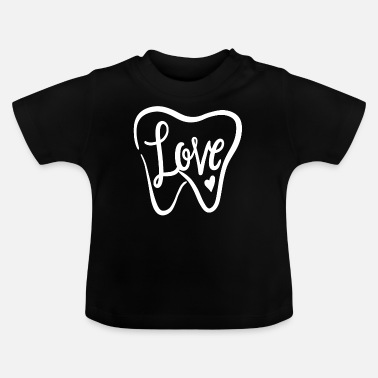 Tand tand - Baby T-shirt