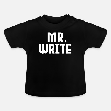 Bestseller Author writer bestseller - Baby T-Shirt