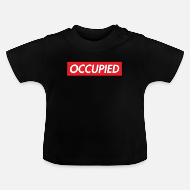 Middle East Occupied Middle East - Baby T-Shirt