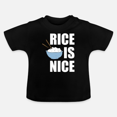 Asian Asia Asian Rice Asian Asian Japan China - Baby T-Shirt