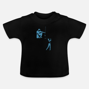 Golfer Golfers and golfers - Baby T-Shirt