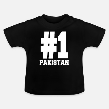 Country ISLAMABAD - T-shirt Bébé